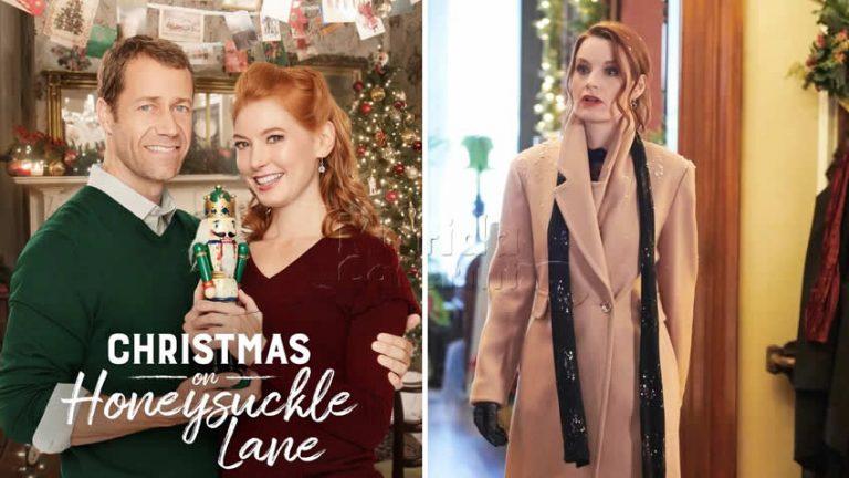Natale a Honeysuckle Lane Tv8