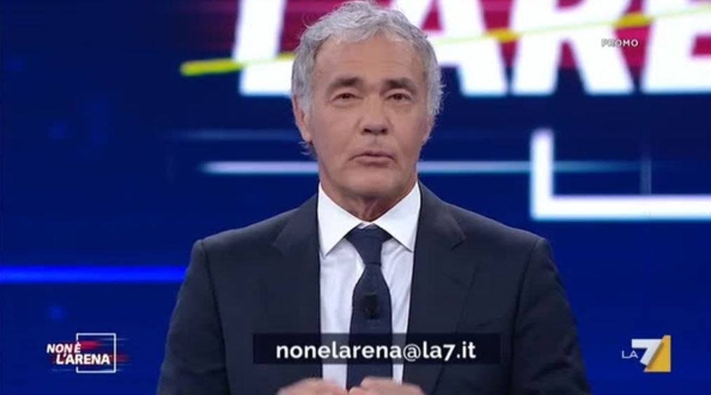 Non è l'Arena Tony Colombo