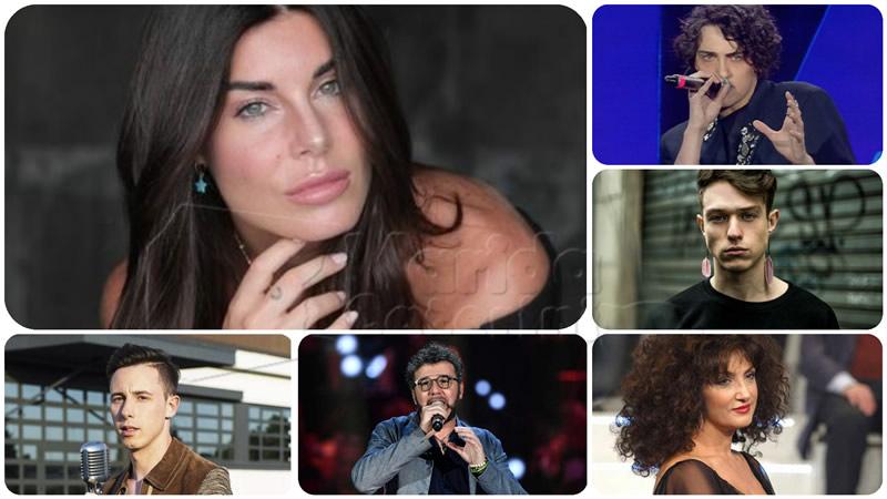 Sanremo 2020 cantanti esclusi