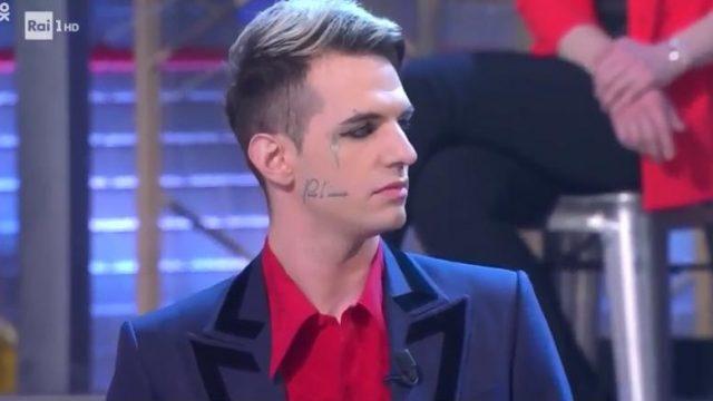 Sanremo 2020 canzoni Achille Lauro