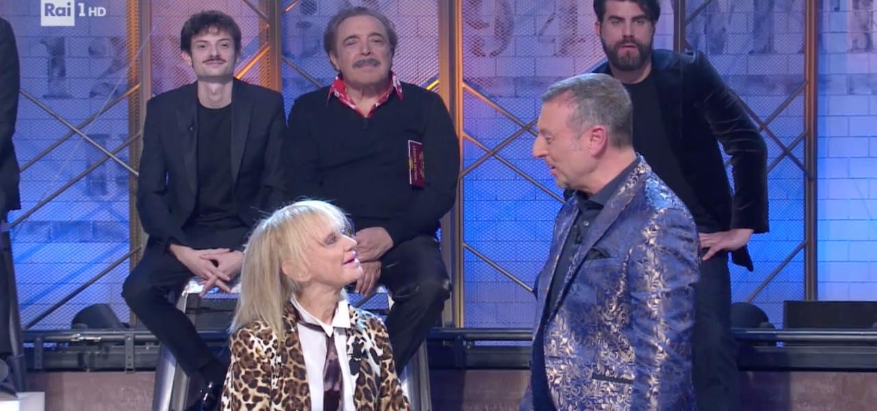 Sanremo 2020 canzoni Rita Pavone