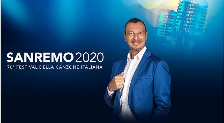 Sanremo 2020 conferenza stampa diretta – Amadeus presenta il suo Festival
