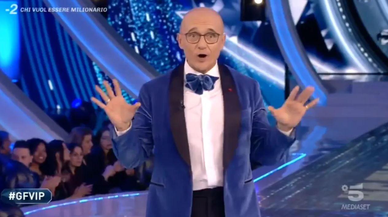 Sanremo 2020 controprogrammazione GF Vip 4