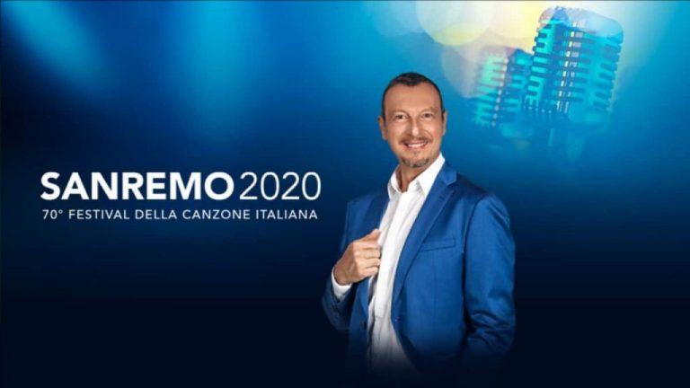 Sanremo 2020 rischio Amadeus