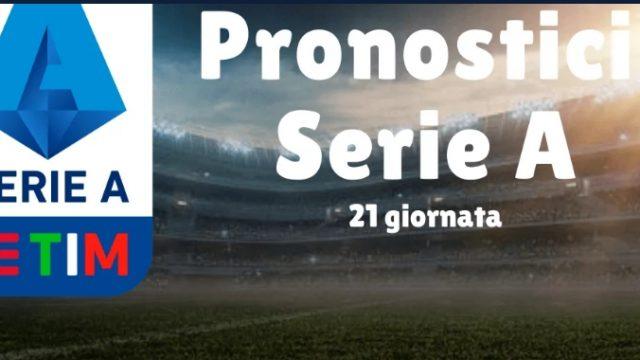 Serie A giornata 21 di Campionato