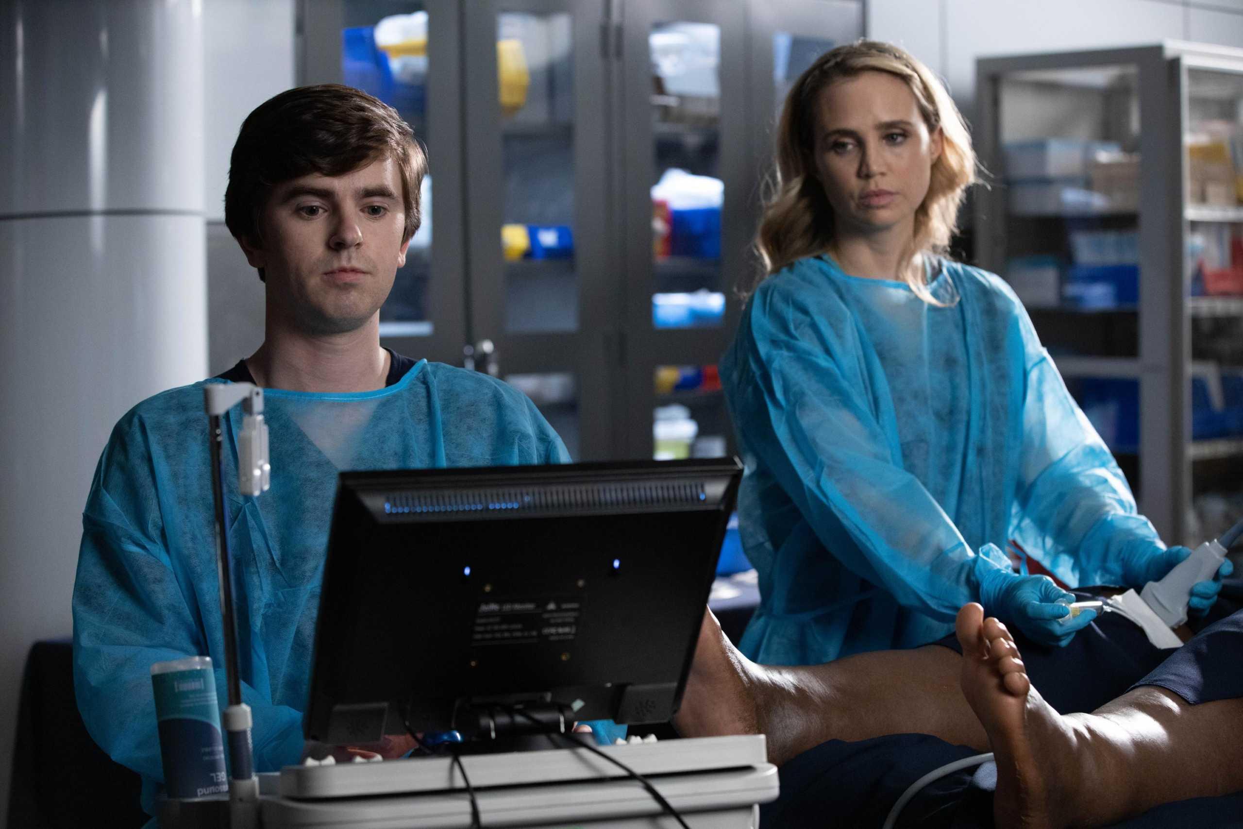 The Good Doctor 3 serie tv attori