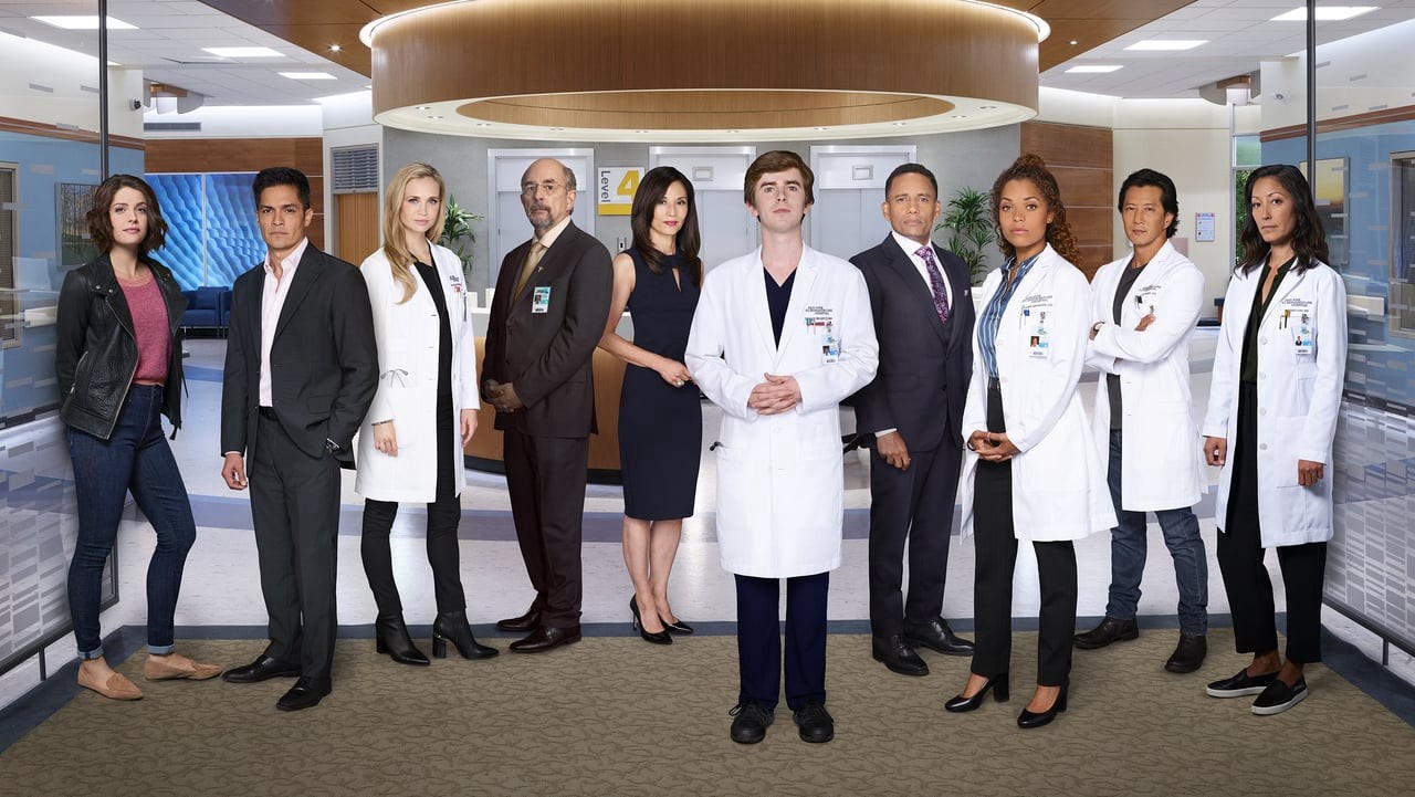 The Good Doctor 3 serie tv cast