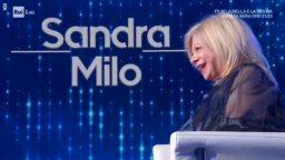 Sandro Milo a Domenica In La confessione shock da Mara Venier