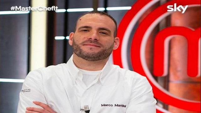 MasterChef Italia 9 diretta 9 gennaio marco martini