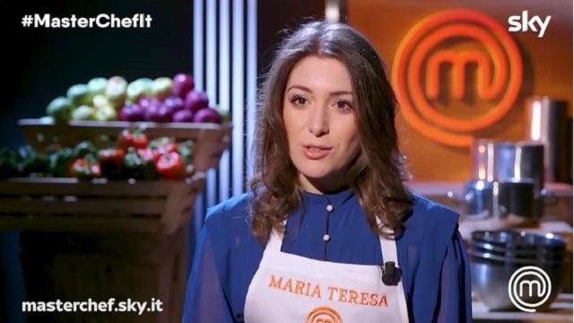 masterchef italia maria teresa