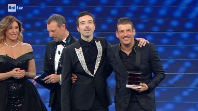 Sanremo 2020 diretta finale 8 febbraio - Vince Diodato, secondo Gabbani, terzi i Pinguini Tattici Nucleari