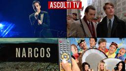 Ascolti TV sabato 8 febbraio 2020