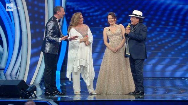 Ospiti a Sanremo 2020 diretta 4 gennaio Al Bano, Romina e Romina Carrisi - Cantano l'inedito di Cristiano Malgioglio Raccogli l'attimo