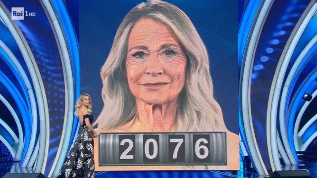 Diletta Leotta invecchiata