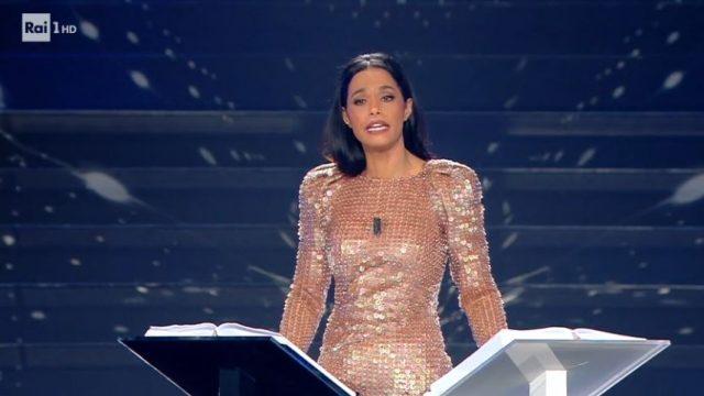 Sanremo 2020 diretta 4 febbraio - Il monologo di Rula Jebreal contro la violenza sulle donne