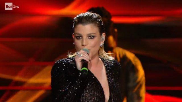 Sanremo 2020 diretta 4 febbraio - Emma Marrone