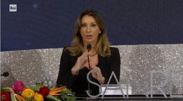 Sanremo 2020 serata finale 8 febbraio - Conduttrici Mara Venier, Sabrina Salerno e Francesca Sofia Novello