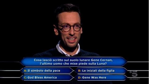 Chi vuol essere milionario diretta 12 febbraio - Il quiz di Gerry Scotti riparte dopo la vittoria di Enrico Remigio