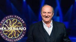 Chi vuol essere milionario diretta 12 febbraio - Torna il quiz di Gerry Scotti