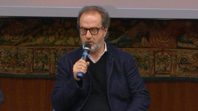David di Donatello 2020 conferenza stampa Stefano Coletta
