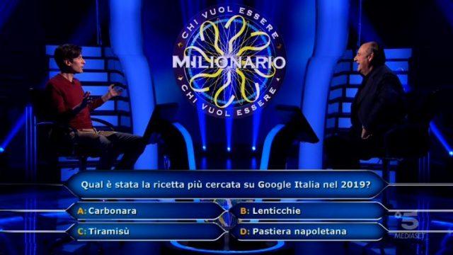Alessandro Limiroli continua con la sesta domanda dopo il primo traguardo da 3mila euro