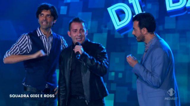 Enjoy - Francesco cicchella con Gigi e Ross
