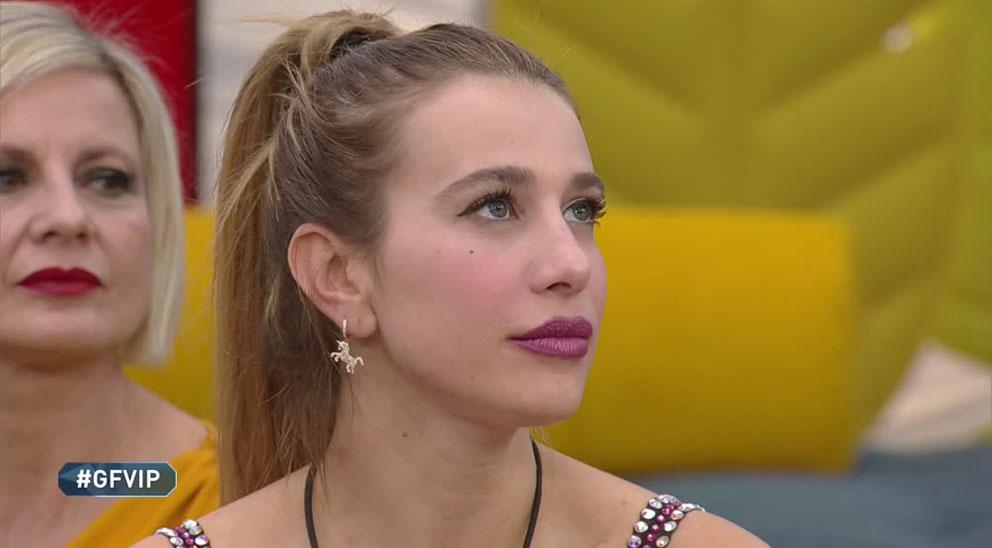 GF vip 4 televoto annullato Clizia Incorvaia
