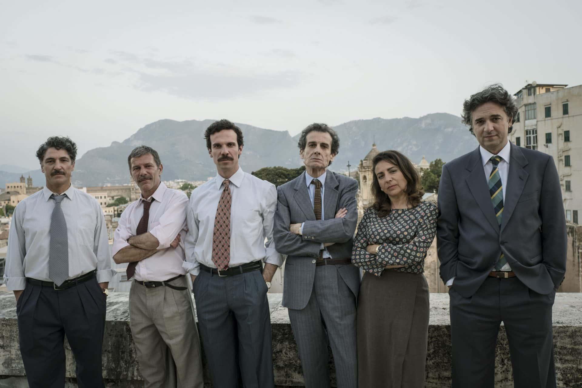 Il Cacciatore 2 serie tv cast