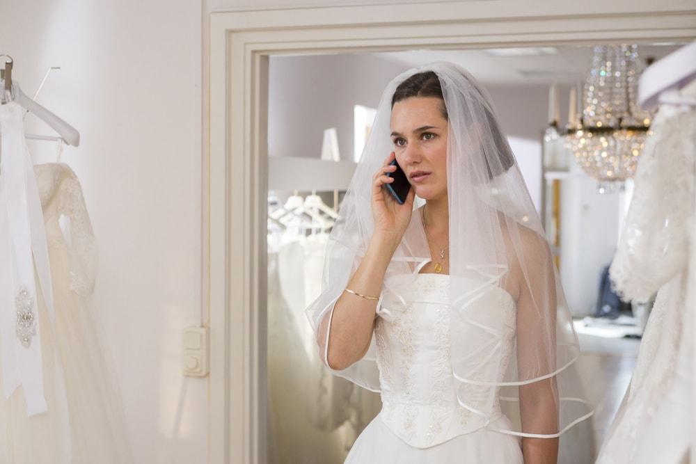 Inga Lindstrom Le nozze di Greta attori