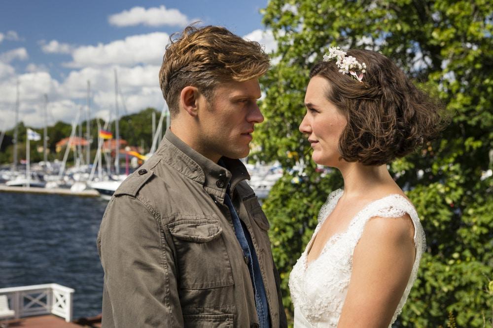 Inga Lindstrom Le nozze di Greta dove è girato