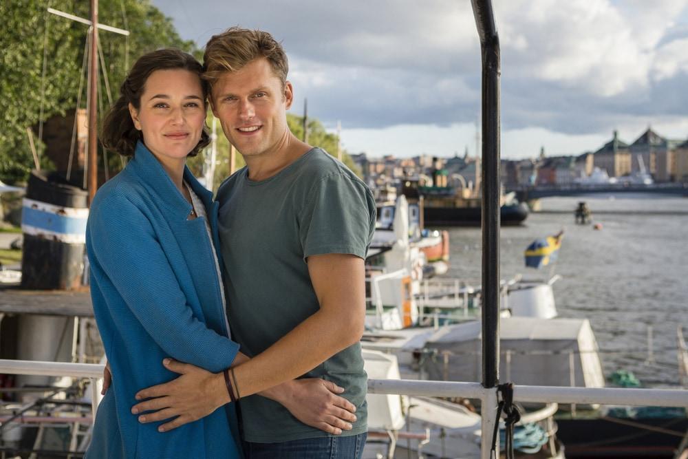 Inga Lindstrom Le nozze di Greta riprese