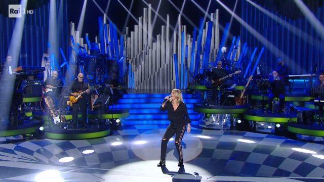 Irene Grandi canta Vasco Rossi