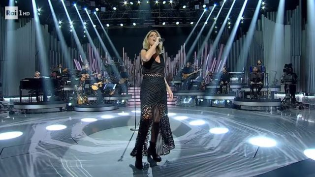 Irene Grandi canta finalmente io