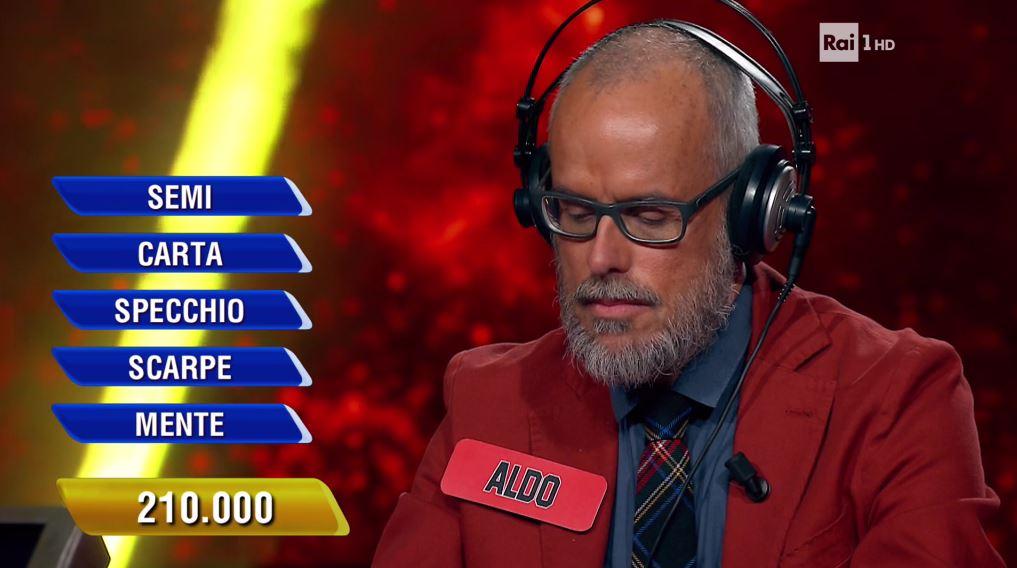 L'Eredita Aldo campione 210000 euro