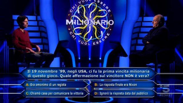 La nona domanda di Alessandro Limiroli