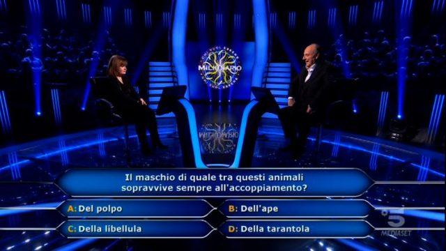 L'ottava domanda di Maria Cristina De Gregorio