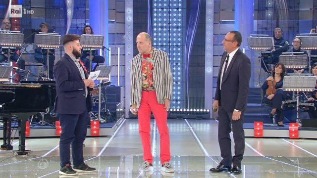 La Corrida diretta 28 febbraio - Massimo Pierozzi barzellettiere fiorentino