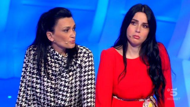 Cè posta per te diretta 29 febbraio - Miriana e la madre Patrizia