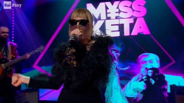 Miss Keta con Un Sanremo che conta