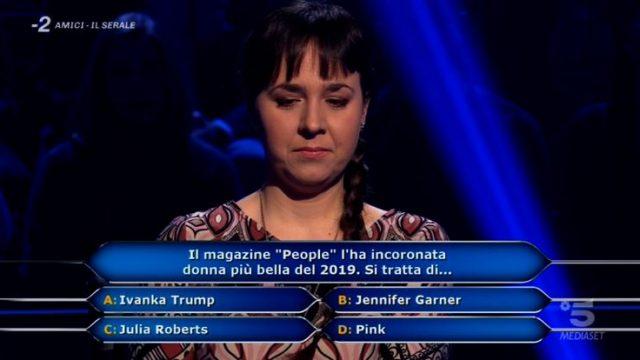 L'ottava domanda di Laura Leonardi