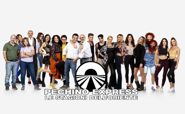 Pechino Express 2020 diretta 11 febbraio - Eliminati Padre e figlia