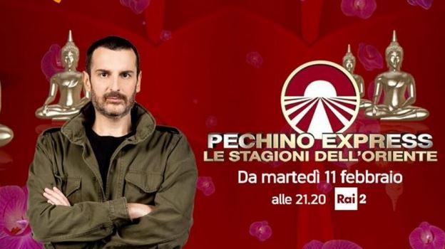 Pechino Express 2020 diretta 11 febbraio - Con Costantino Della Gherardesca - Coppie in gara e anticipazioni prima puntata