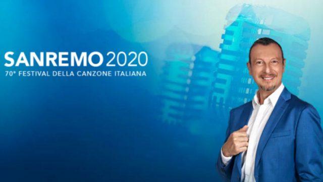 Sanremo 2020 scaletta 5 febbraio