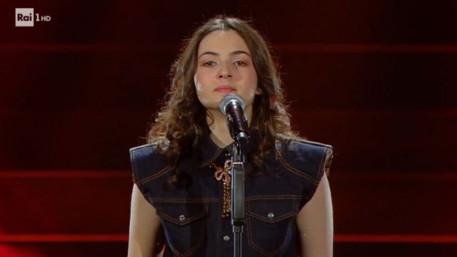 Sanremo 2020 diretta 4 febbraio - Tecla Insolia canta 8 marzo
