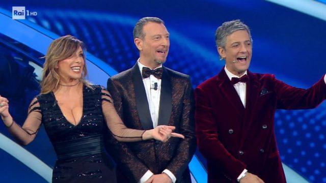 Sanremo 2020 diretta finale 8 febbraio - La quinta serata del Festival di Amadeus