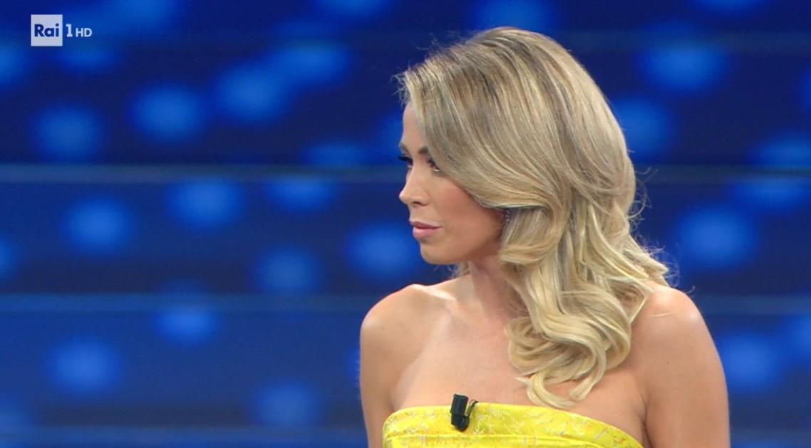 Sanremo 2020 recensione prima serata Diletta Leotta