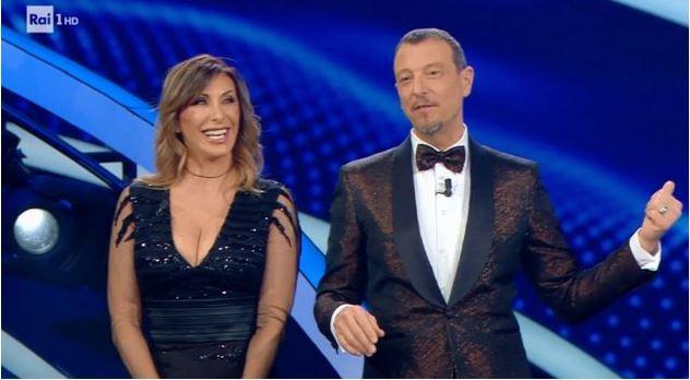 Sanremo 2020 serata finale 8 febbraio - Conduttrici e ospiti