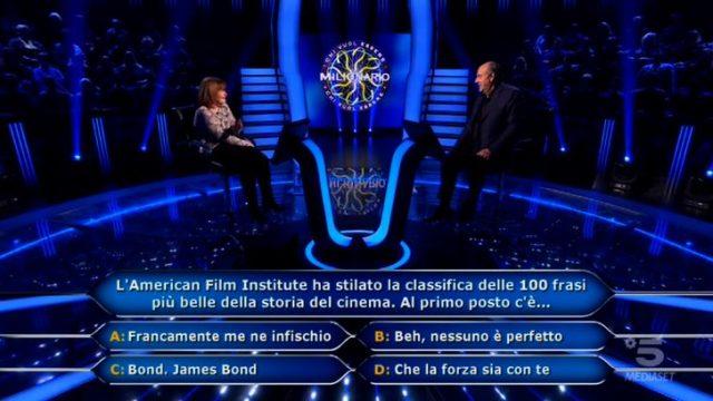 Maria Cristina De Gregorio risponde alla domanda numero sette
