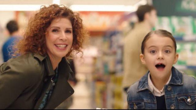 Spot in TV MD con Antonella Clerici - Due clienti protagoniste dello spot