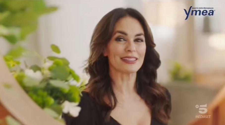 Spot in Tv Ymea Maria Grazia Cucinotta menopausa
